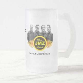 JMZバンドビールのジョッキ フロストグラスビールジョッキ