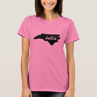 JoCo Johnston郡ノースカロライナ Tシャツ