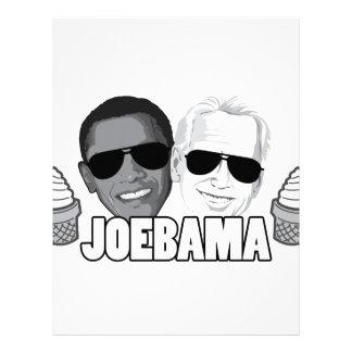 JoeBamaのアイスクリーム レターヘッド