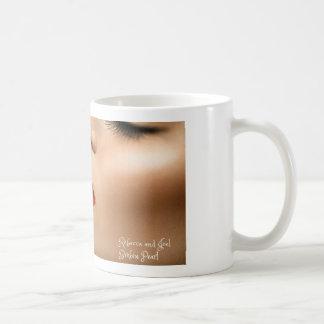 Joelおよびレベッカのティーザー コーヒーマグカップ