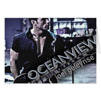 Joel Geleynse音楽商品OCEANVIEW カード