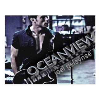 Joel Geleynse音楽商品OCEANVIEW ポストカード