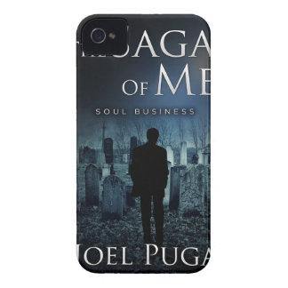 "Joel Puga著""神の正義""のカバー Case-Mate iPhone 4 ケース"