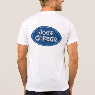 """""""Joe's Garage"""" Retro Tシャツ"""