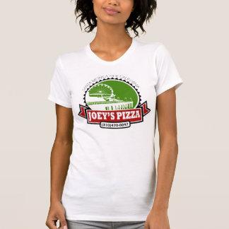 Joeyのピザ Tシャツ