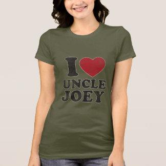 JoeyヴィンテージI愛叔父さん Tシャツ