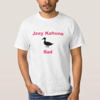 Joey Kahunaの素晴らしい Tシャツ