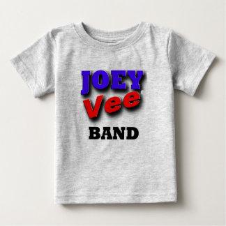 Joey Veeバンド乳児のTシャツ ベビーTシャツ