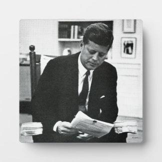 John F Kennedy 2の写真 フォトプラーク