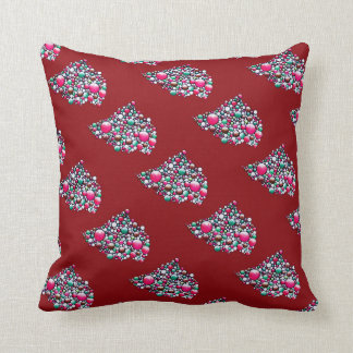 Join - cushion pillow with colorful bubble pattern クッション