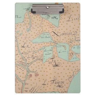 JOLLIET: 北アメリカ1674年 クリップボード