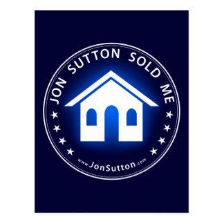 Jon Suttonは私を販売しました ポストカード