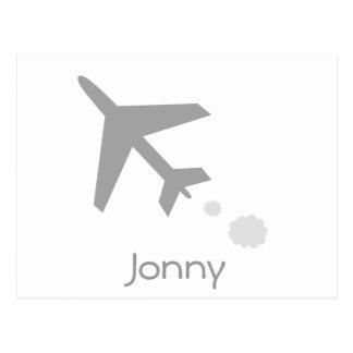 Jonny ポストカード