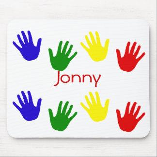 Jonny マウスパッド