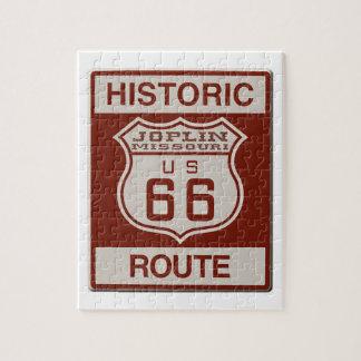 Joplinのルート66 ジグソーパズル