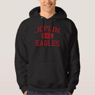 Joplin -イーグルス-高等学校- Joplinミズーリ パーカ