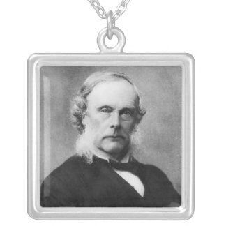 Joseph Lister シルバープレートネックレス