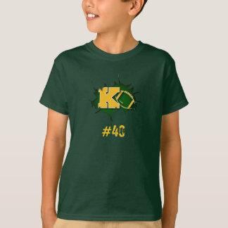 Joshのワイシャツのための戦い Tシャツ