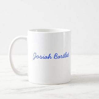 Josiah Bartlet Presidentailのマグ コーヒーマグカップ