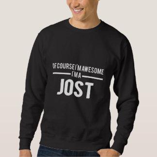JOSTのTシャツがある愛 スウェットシャツ