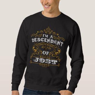 JOSTのTシャツであることはよいです スウェットシャツ