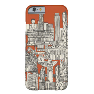jouy香港toile de barely there iPhone 6 ケース