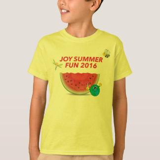 Joy Kids Summer Shirt (Medium Sizes) Tシャツ