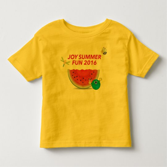 Joy Summer 2016 T-Shirt トドラーTシャツ