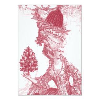 Joyeux Noelのrsvp カード