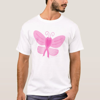 JoyfulRoseのピンクの蝶リボン Tシャツ