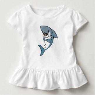JoyJoyの鮫 トドラーTシャツ