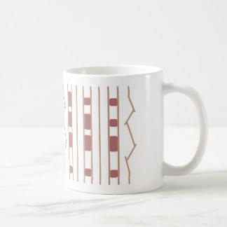 JPLの火星の粗紡機のタイヤのプリントベージュ色は及び上がりました コーヒーマグカップ