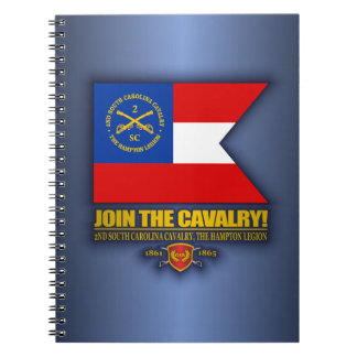 JTC (サウスカロライナの第2騎兵隊) ノートブック