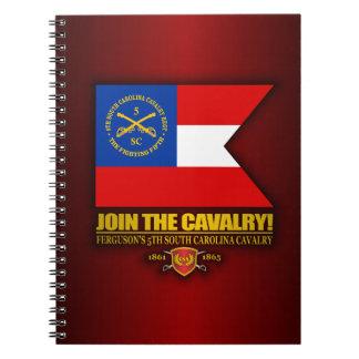 JTC (サウスカロライナの第5騎兵隊) ノートブック