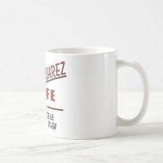 Juarezの小さいカフェ コーヒーマグカップ