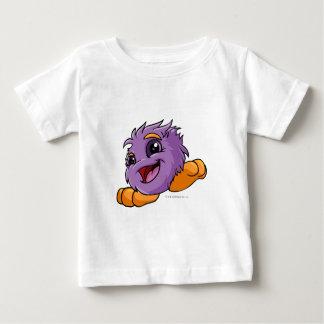 JubJubの紫色 ベビーTシャツ