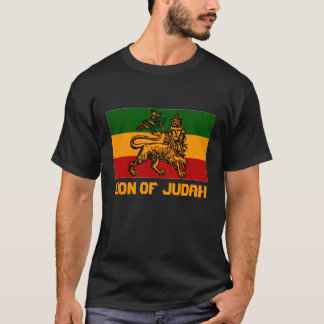 JudahのTシャツのライオン Tシャツ