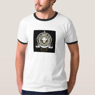 Judah -デニスブラウンの叙情詩のライオン tシャツ