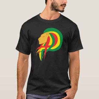 Judah - Haileのselassie Iのライオン Tシャツ