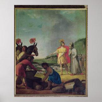 Judas Maccabeusの勝利 ポスター