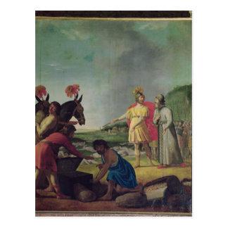 Judas Maccabeusの勝利 ポストカード