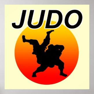 JUDO2 プリント