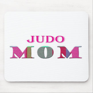 JudoMom マウスパッド