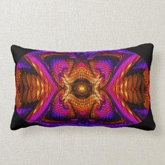Jukeの込み合いの曼荼羅の枕 ランバークッション