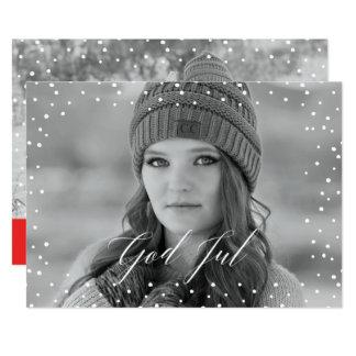 Julen Snö | Julkort カード