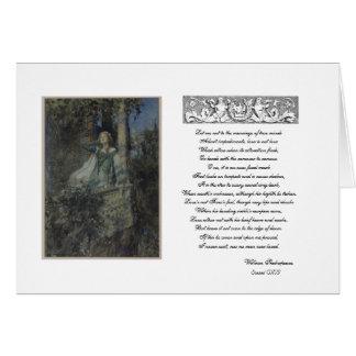 Julietとのバルコニー場面 カード