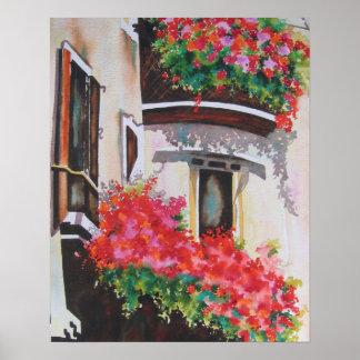 Julietteの窓 ポスター