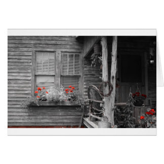 Julietteジョージアの古い家 カード