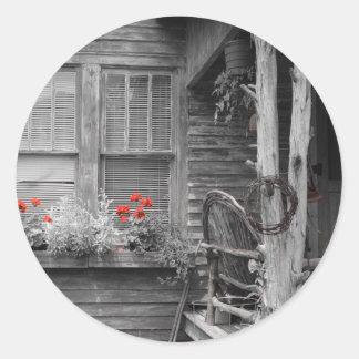 Julietteジョージアの古い家 ラウンドシール