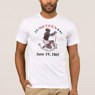 Juneteenthのワイシャツ Tシャツ